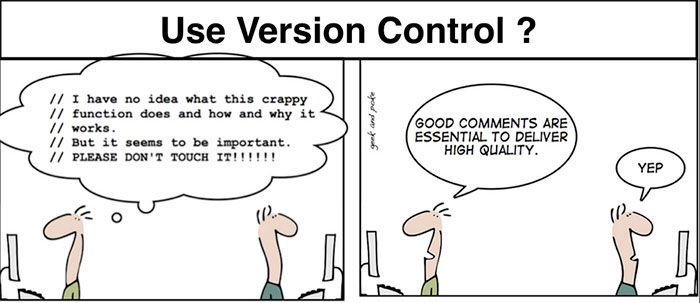 Version Control — Why Do We Need It?