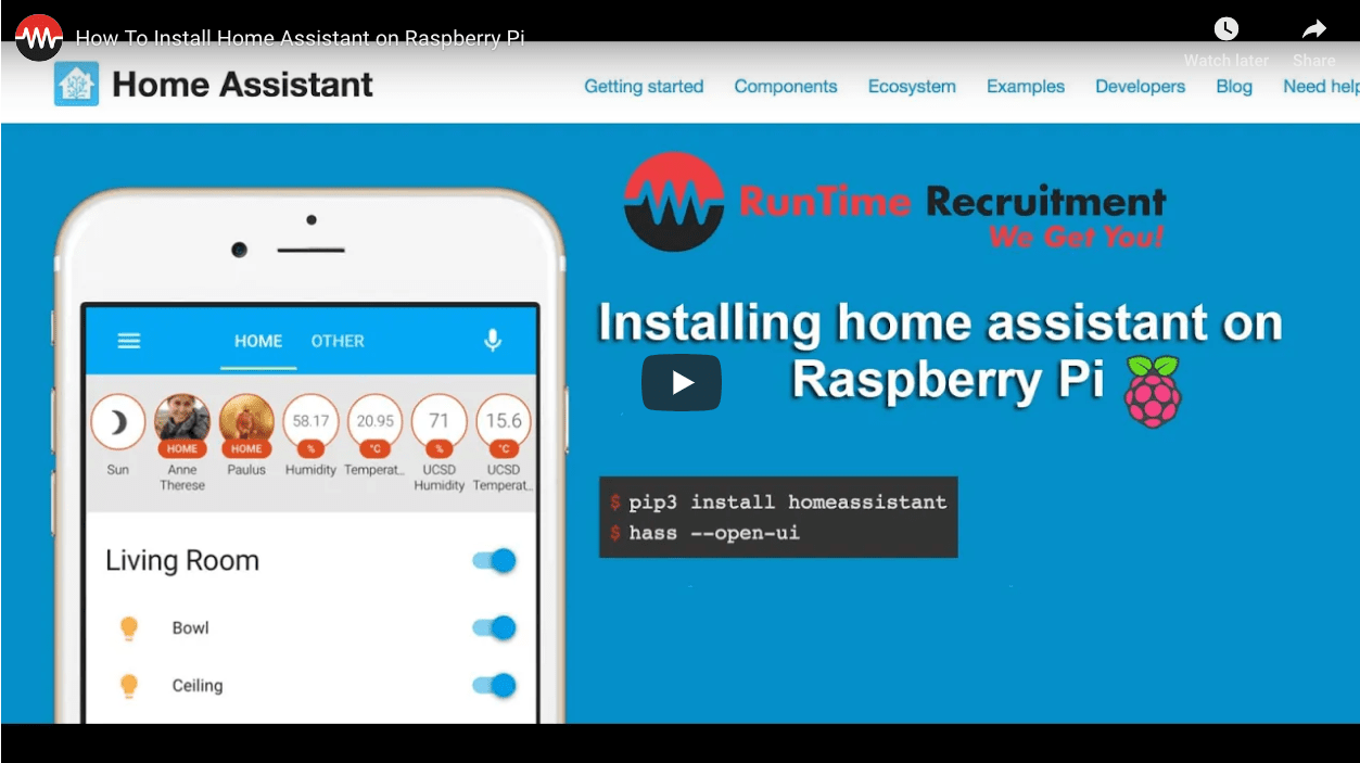 How To Install Home Assistant on Raspberry Pi
